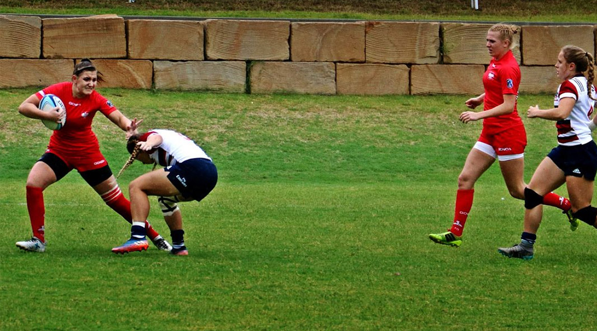 Black Roses Posnania Rugby